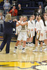 Notre Dame's Taylor Hickey (#32)