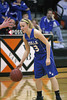 Girls Basketball, Danville vs Van Buren 1/13/2012 :