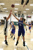 Girls Basketball, Danville vs West Burlington 1/22/2013 :