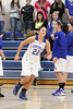 Danville's Allie Boyer (#22)