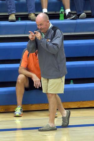 Van Buren's coach Matt Zeitler