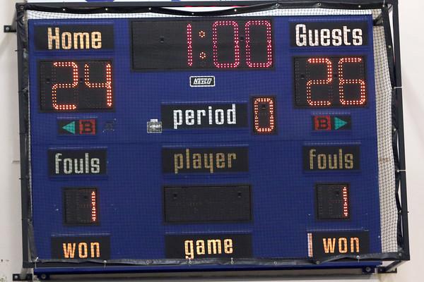 Second game score