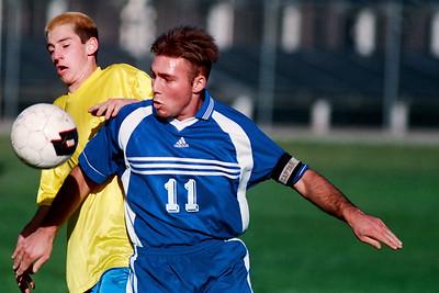 Soccer Practice, San Jose State University, San Jose, California