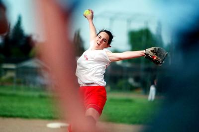High School Softball, San Jose, California