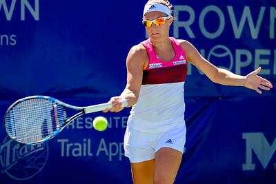 Kirsten Flipkens (BEL) - 2015 ODLUM BROWN Vancouver Tennis Open