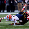 NCAA FOOTBALL: NOV 09 Syracuse at Maryland