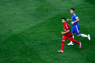 Ezequiel Lavezzi- PSG - 2012