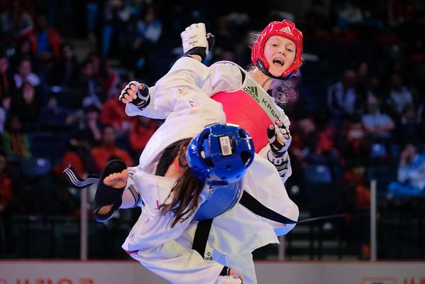 Lauren Williams - 2016 WTF World Taekwondo Junior Championships