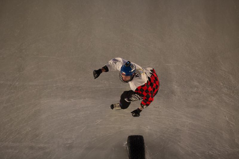 #RedBull #Crashed #Ice