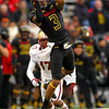 NCAA FOOTBALL: NOV 23 Boston College at Maryland