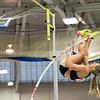 New Balance Grand Prix 2017 - Kelsie Ahbell (Canada) in pole vault.  Her highest jump was 4.13 meter.