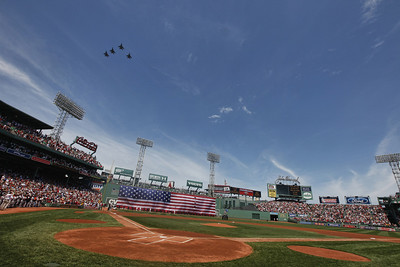 - Boston , MA  7-4-2010   Photo by Tayler Aubin / Boston Red Sox