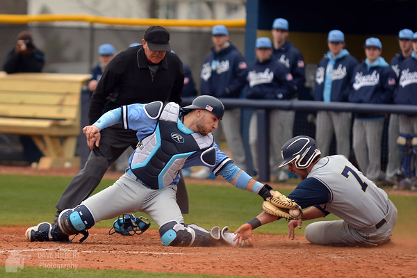 Baseball: North Carolina Wesleyan College Bishops vs. Roger Williams University Hawks