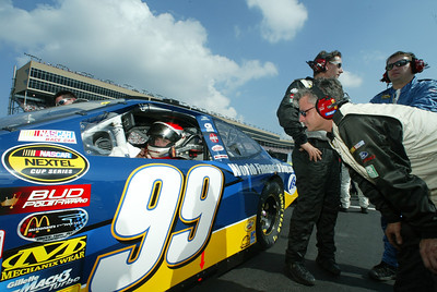 NASCAR Carl Edwards
