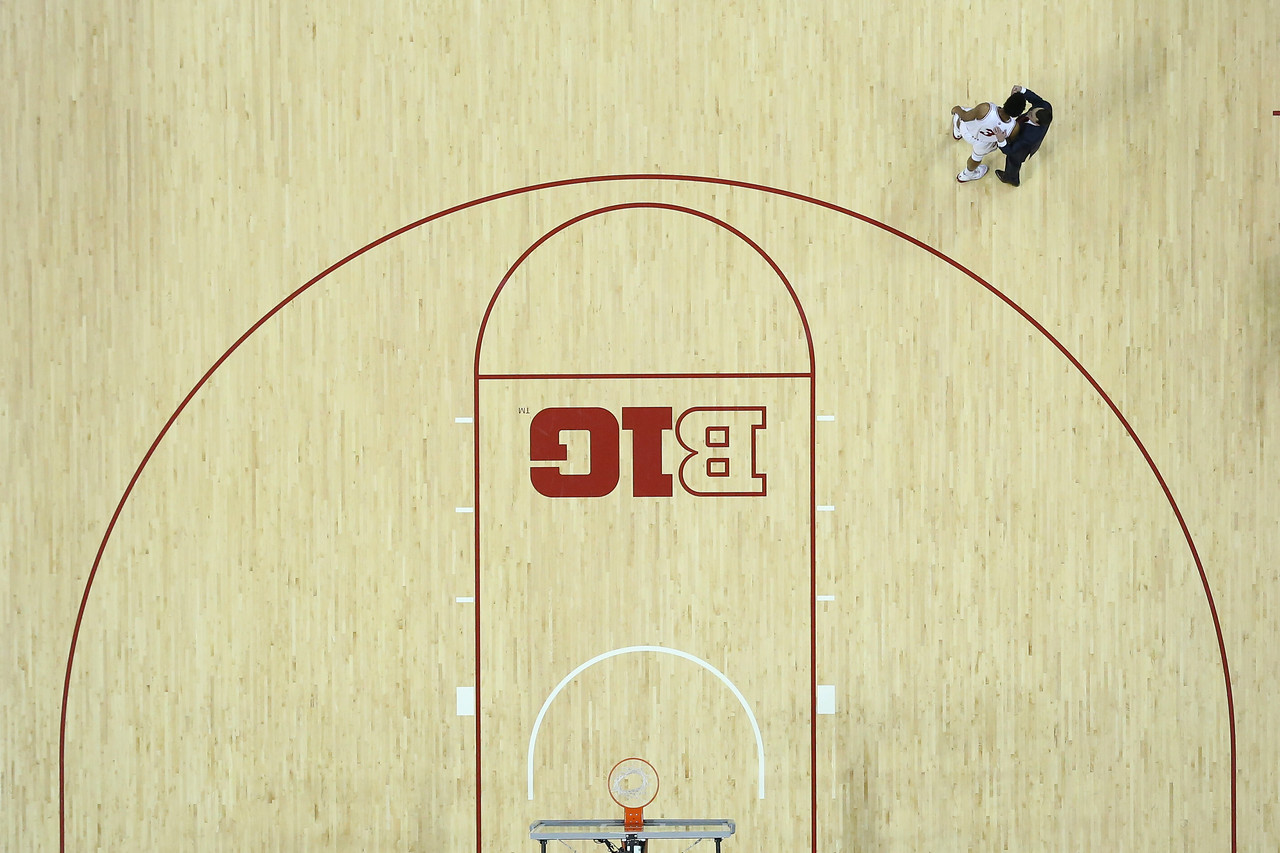BLOOMINGTON, IN - 2017.11.19 - Men's Basketball vs. South Florida