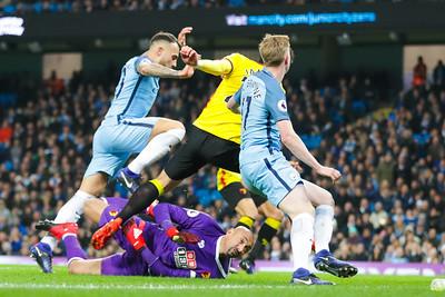 Watford v Manchester City