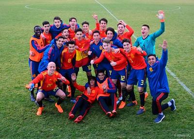 U17 Spain Team