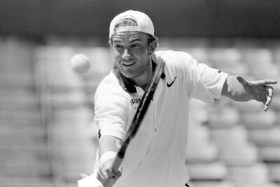 Stanford Men's Tennis vs. UCLA, April 1998
