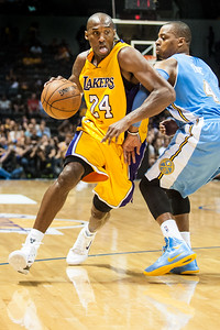 Los Angeles Lakers vs. Denver Nuggets
