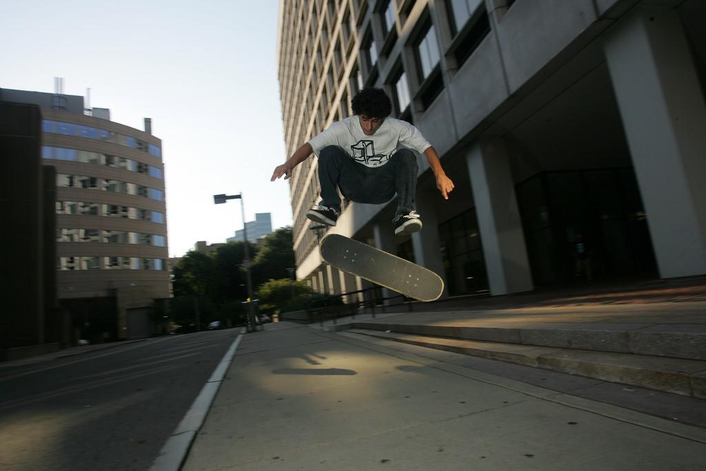 Boston, Skateboarding, Brick wheels, Sports