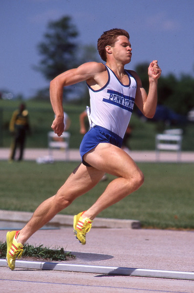 Randy Moore - Penn State Track and Field (800m)