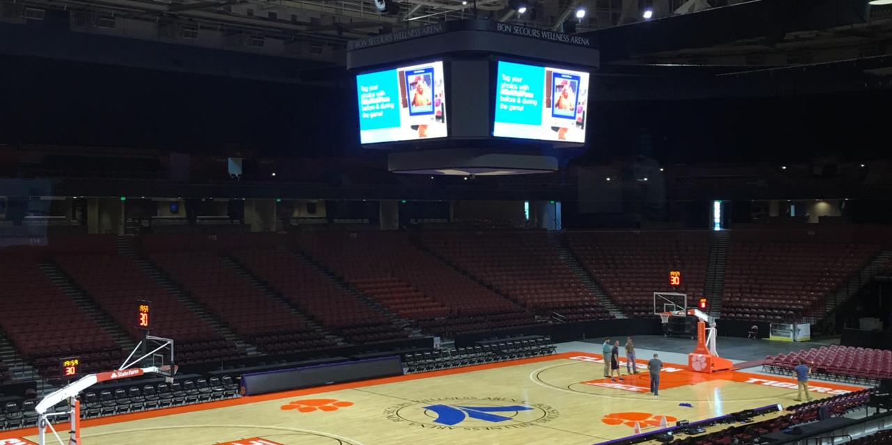 Clemson Basketball