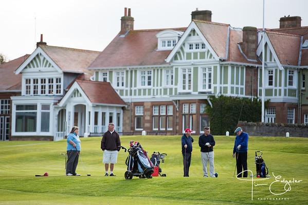 Prostate Scotland Golf Day 2014