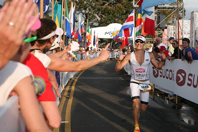 Ironman World Championship Kona, Hawaii Oct 13, 2012