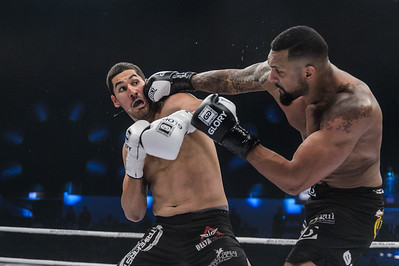 Glory 21 Kickboxing