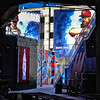 WASHINGTON, DC - SEPTEMBER 22:  Mural of Washington Nationals player Sean Doolittle in an empty area of the stadium during a MLB game between the Washington Nationals and the Philadelphia Phillies on September 22, 2020, at Nationals Park, in Washington DC.