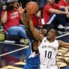 NBA: NOV 23 Minnesota Timberwolves at New Orleans Pelicans