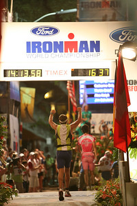 IronMan Kona, Hawaii October 2010