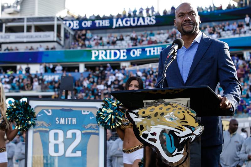 NFL: DEC 11 Vikings at Jaguars