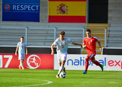 U17 Serbia vs Spain, Final Tournament