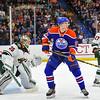 The Edmonton Oilers host the Minnesota Wild in preseason action at SaskTel Centre Sept 25, 2015 Saskatoon, SK.