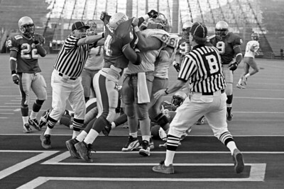 San Jose State University vs. University Nevada Las Vegas Football, Las Vegas, Nevada