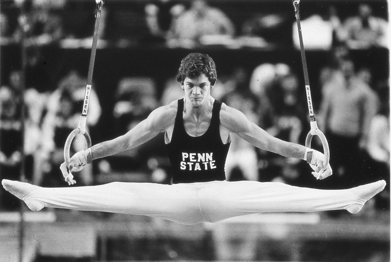 Focus on the Rings - Penn State Men's Gymnastics