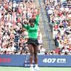 WTA Rogers Cup 2011 - Aug 14 - Serena Williams v Samantha Stosur
