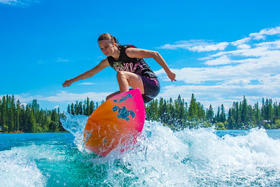 Wake Surfing: Canada