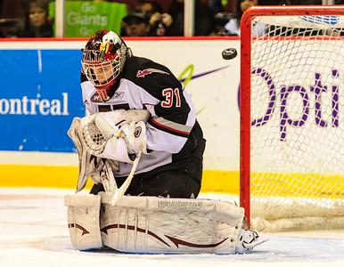 Hockey - WHL - Vancouver Giants vs. Chilliwack Bruins