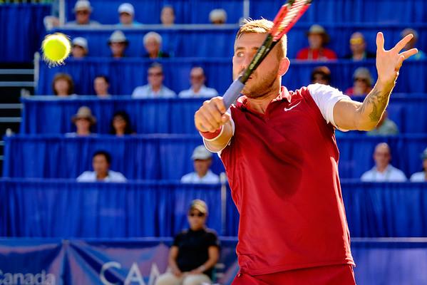 Daniel Evans (GBR) - 2015 ODLUM BROWN Vancouver Tennis Open