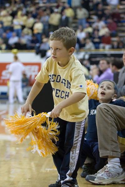 Georgia Tech Basketball Fans 2008