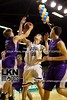 03-06-14 Lake Norman HS vs Ardrey Kell HS 4A West Regional Playoff  Final: LNHS 45, AKHS 43  Greensboro, NC