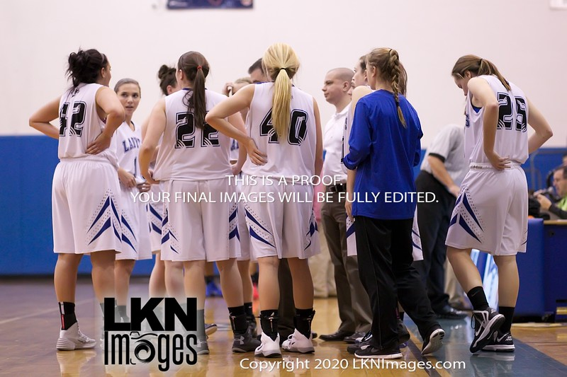 12-17-13 LNHS Basketball vs Statesville