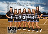 2014 Lake Norman High School Varsity Cheerleading Senior Class