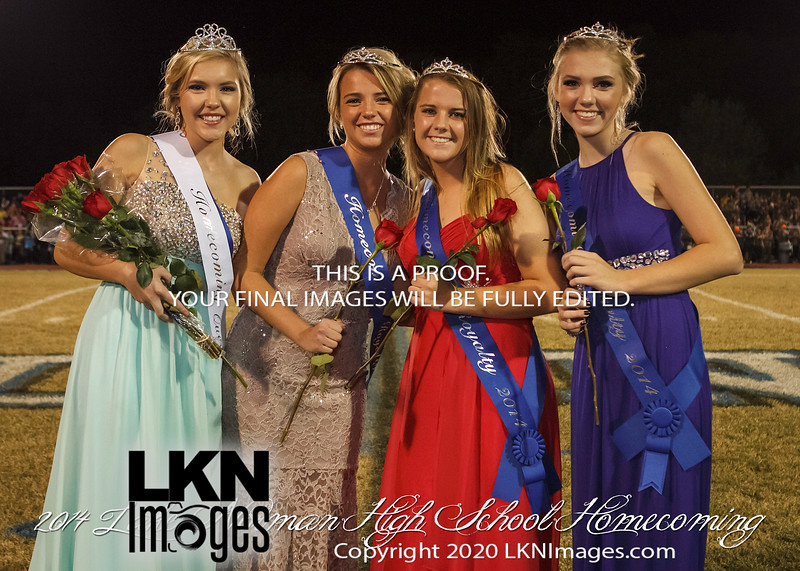 2014 Lake Norman High School Homecoming