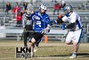 03-13-14 LNHS JV Lax vs Lake Norman Charter School, Huntersville, NC