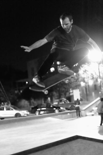 12th Street Skate Park - Austin