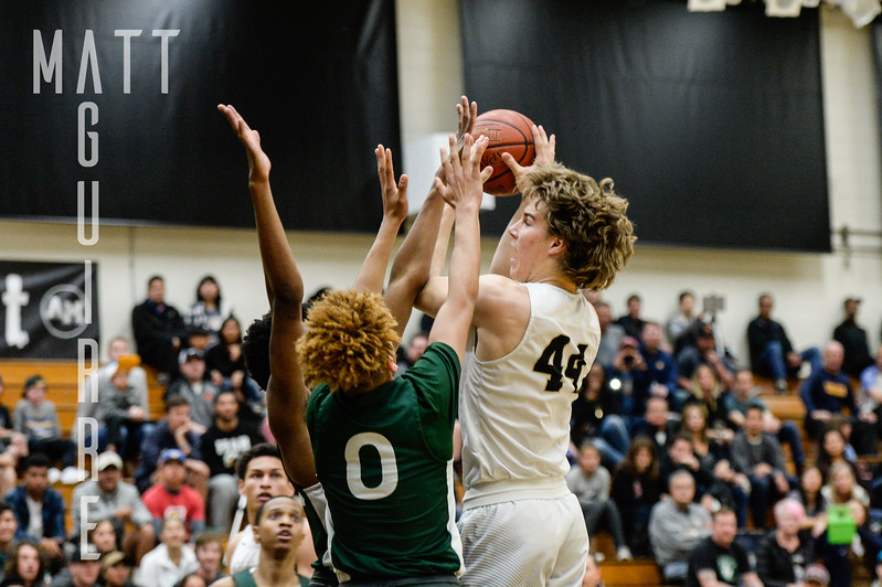 Archbishop Mitty vs. Sacred Heart Cathedral Preparatory