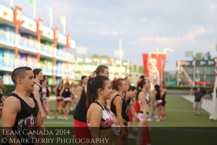 Team Canada Cheerleading by Mark Derry Photography 5